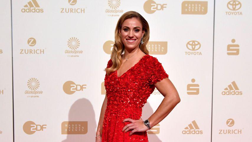 """Angelique Kerber bei der Gala """"Sportler des Jahres"""" 2018"""