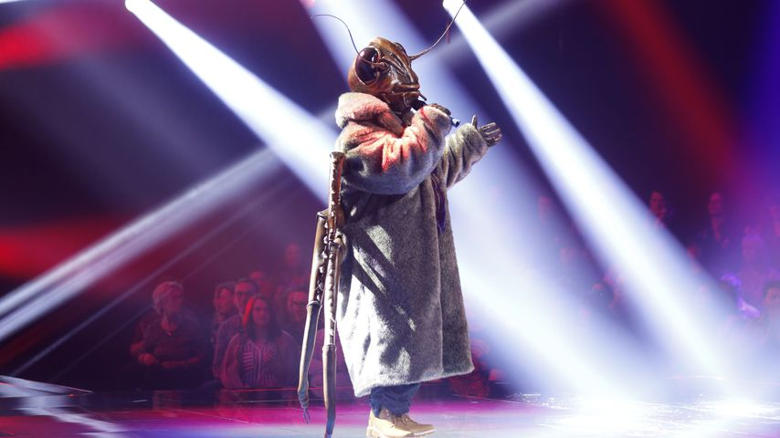 "Angelo Kelly als ""The Masked Singer""-Kakerlake"