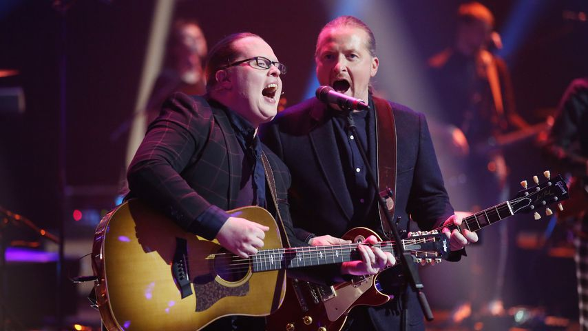 "Angelo und Joey Kelly in der RTL-Show ""40 Jahre The Kelly Family"""