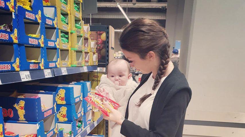 Angie Teubner mit ihrer Tochter Shayen