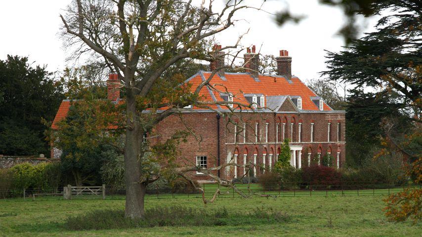 Anmer Hall, Anwesen von Herzogin Kate & Prinz William in Norfolk