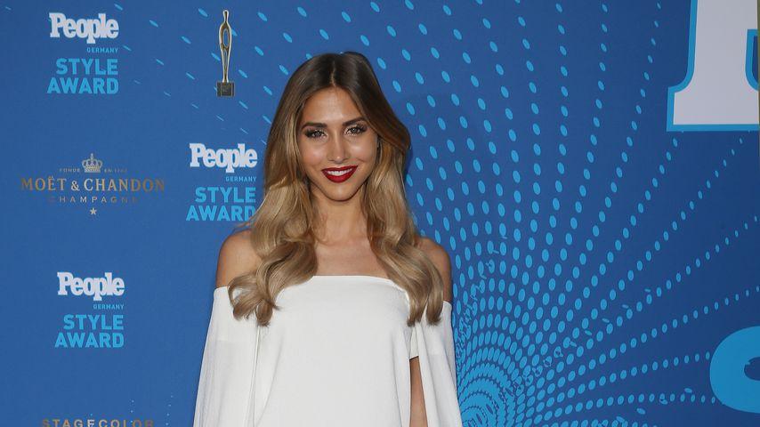 Ann-Kathrin Brömmel bei den People Style Awards