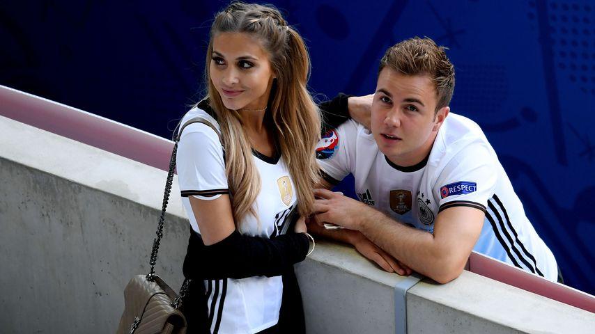 Ann-Kathrin Brömmel: Mario macht sie zur Fußball-Fachfrau!