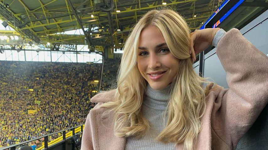 Richtiger Blondie: Ann-Kathrin Götze setzt auf neuen Look!