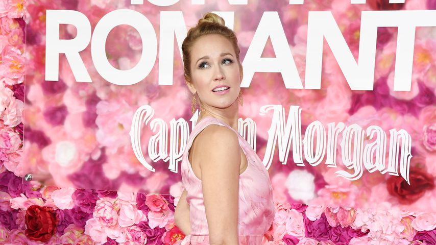 "Anna Camp bei der ""Isn't It Romantic""-Premiere im Februar 2019"