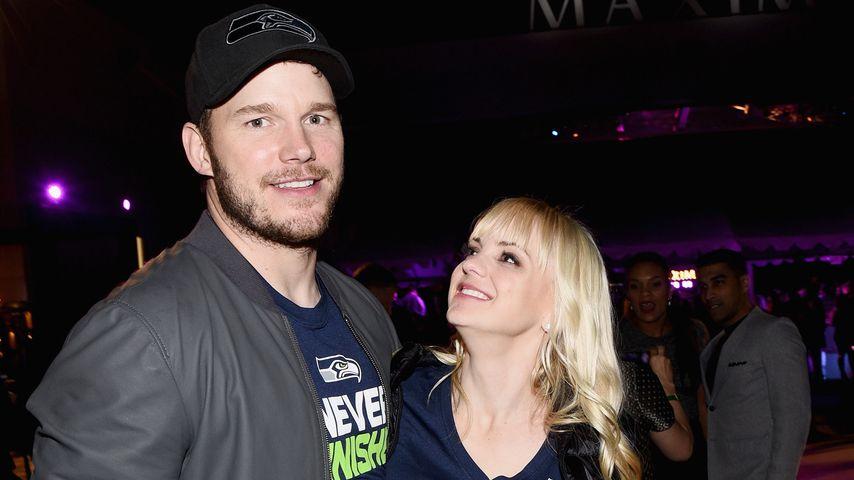 """Chris Pratt und Anna Faris bei der """"Maxim Party"""" in Phoenix"""
