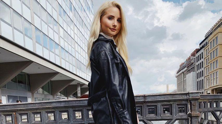 Model Anna Hiltrop