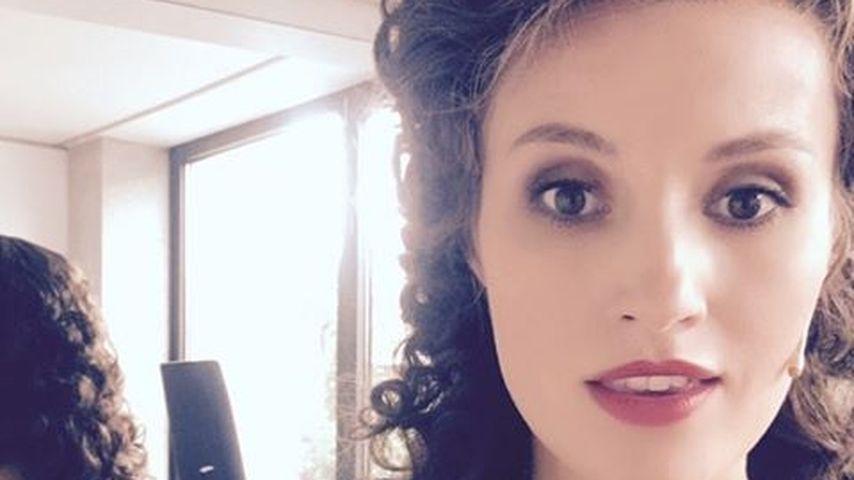Anna Hofbauer in ihrer Musical-Rolle als Kaiserin Elisabeth