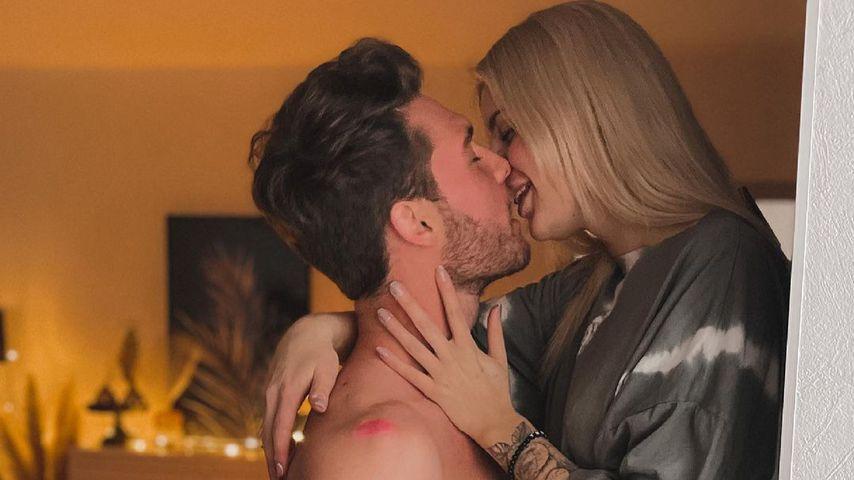 """""""Love Island""""-Anna macht ihrem Marc süße Liebeserklärung"""