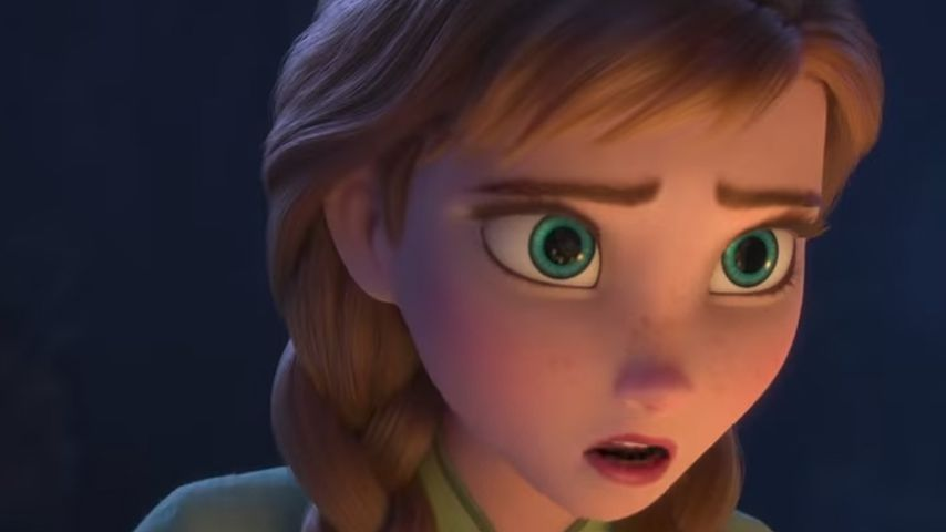 "Anna in ""Frozen 2"""