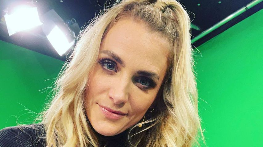 Unheilbar: Die Moderatorin Anna Kraft hat Multiple Sklerose