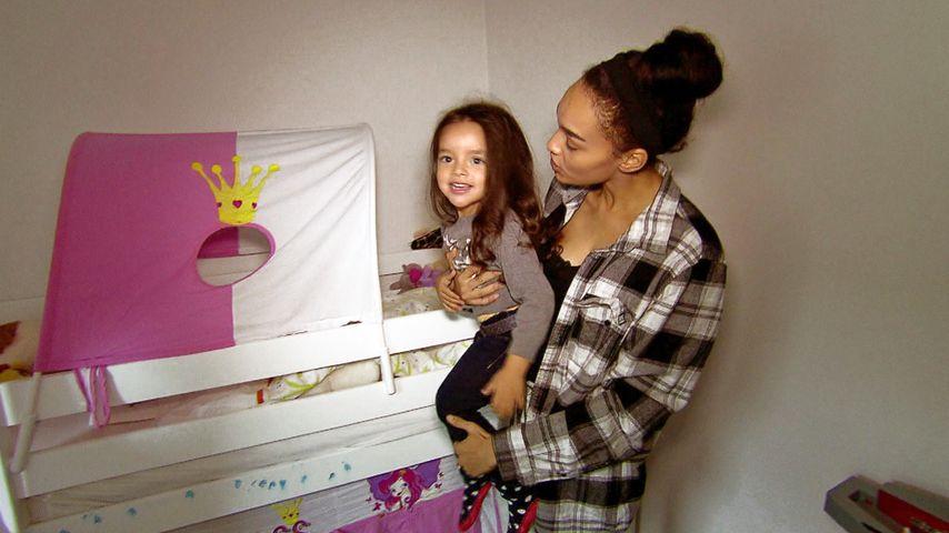 Ex-GNTM-Anna-Lena: Trotz Schockdiagnose im Mutterglück