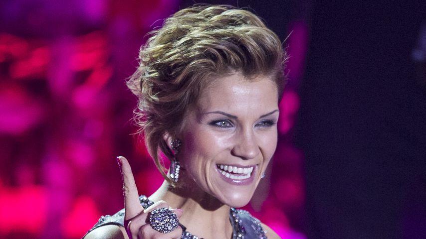 """Anna-Maria Zimmermann wollte Mega-Hit """"Himmelblau"""" gar nicht"""