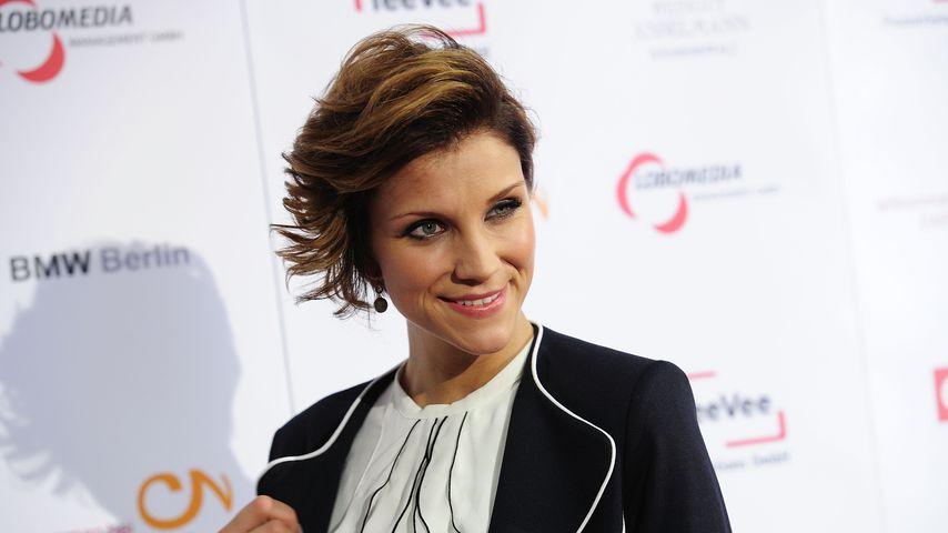 Anna-Maria Zimmermann im März 2015