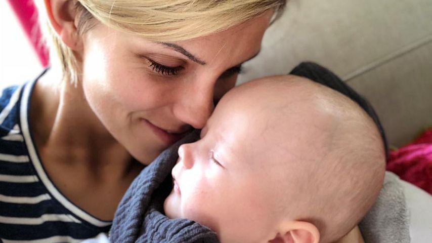 Anna-Maria Zimmermann: Sohn Matti schon sechs Monate alt