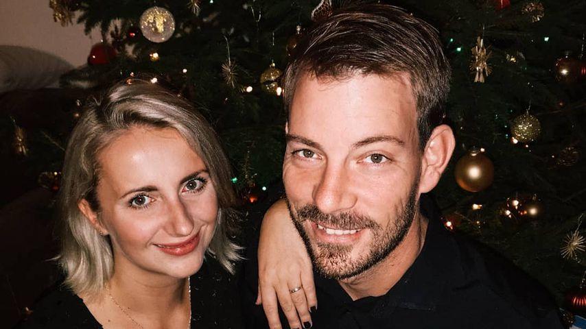 Anna und Gerald Heiser an Weihnachten 2019