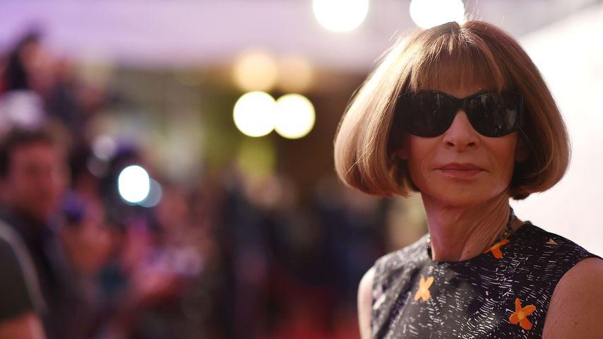 Heulsuse: Anna Wintour verirrt sich bei Kanye-Show und weint