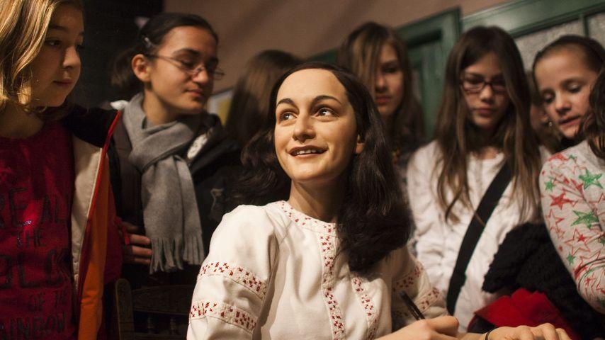 Wachsfigur von Anne Frank: Gehört sich das?
