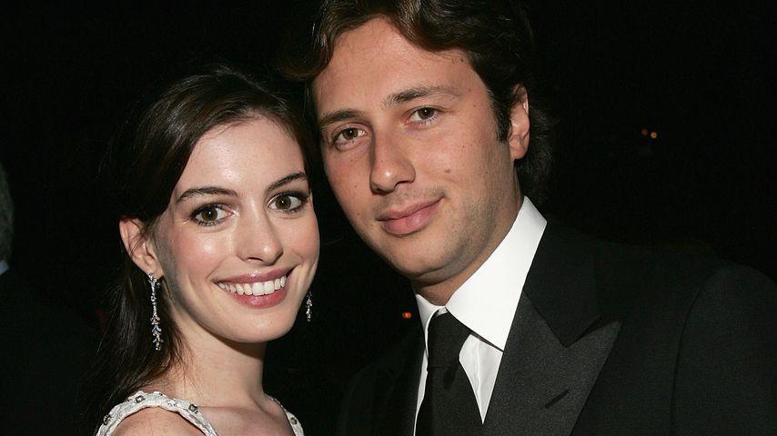 Anne Hathaway und Raffaello Follieri, 2006
