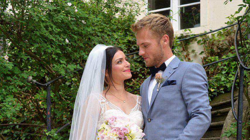 Zu wenig Drama? Fans megaenttäuscht von Emilys GZSZ-Hochzeit