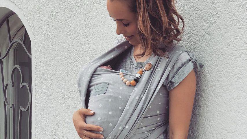 Offen wie nie: Annemarie Carpendale über Geburt ihres Babys
