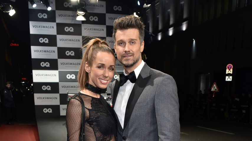 Annemarie und Wayne Carpendale beim GQ Men of the Year Award