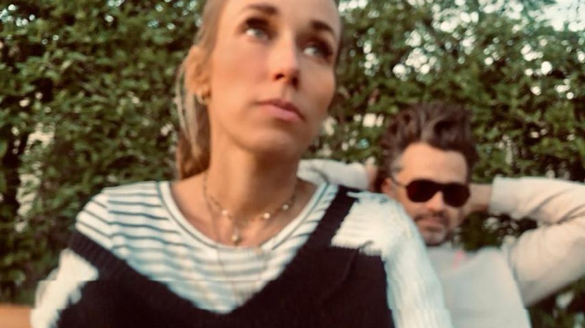 Annemarie und Wayne Carpendale