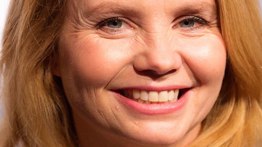 """Annette Frier beim Photocall zum SAT1 Themenfilm """"Zwei Leben. Eine Hoffnung."""" in Berlin"""