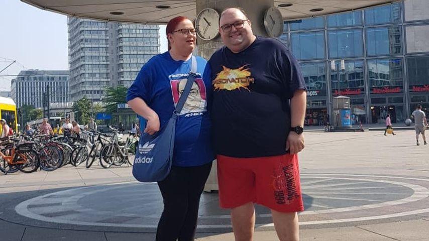 Annika und Ingo in Berlin, Juni 2020