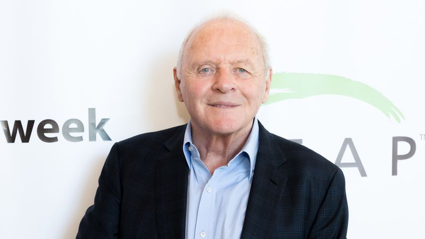 Anthony Hopkins in Los Angeles