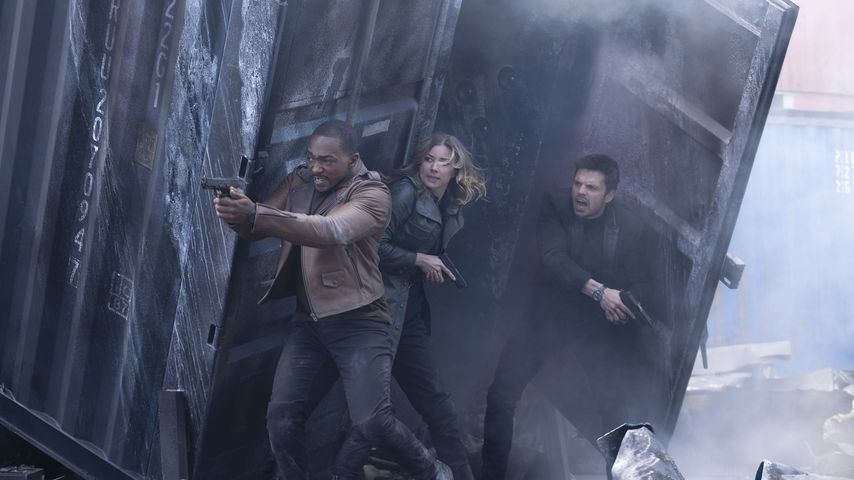 """Anthony Mackie, Emily VanCamp und Sebastian Stan in """"The Falcon and the Winter Soldier"""""""