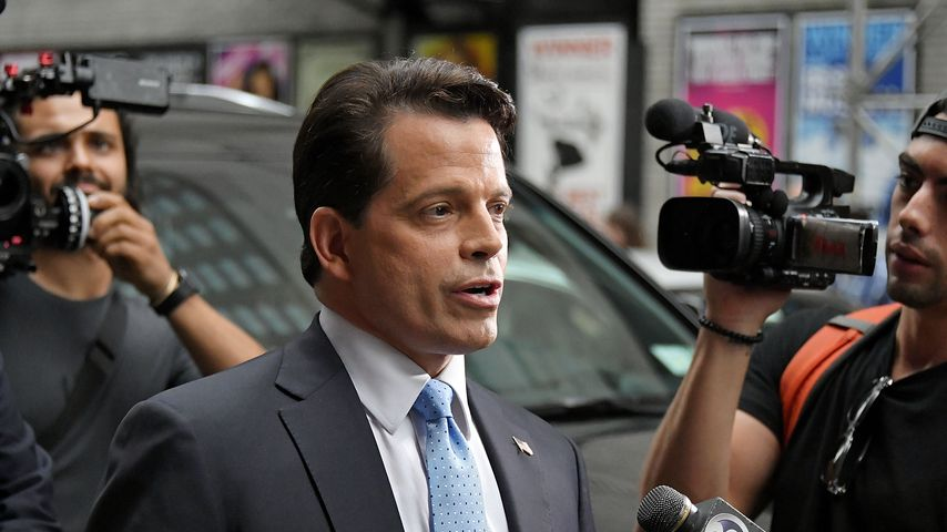 Anthony Scaramucci im August 2014 in New York