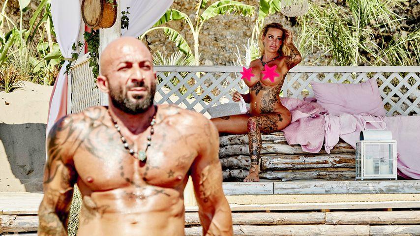 Letzte Nacht: Was lief bei Adam Antonino & Eva Gina-Lisa?