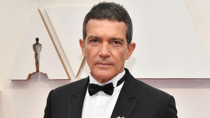 Antonio Banderas bei den 92. Oscars, Februar 2020
