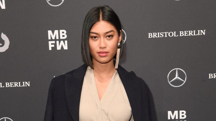 Anuthida Ploypetch bei der Berlin Fashion Week 2018