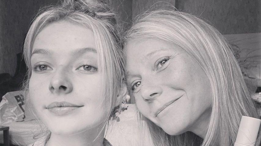 """So cool"": Gwyneth Paltrow gratuliert Töchterchen Apple"