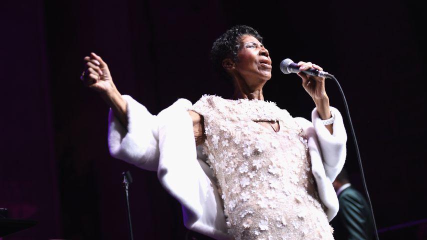 Noch kurz vor ihrem Tod: Aretha Franklin wollte weitersingen