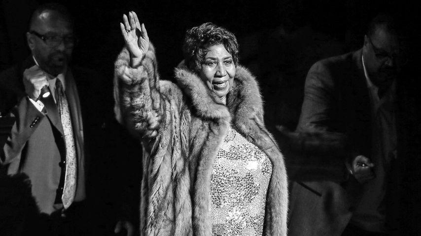 """Sie galt als """"Queen of Soul"""": Aretha Franklin ist gestorben"""