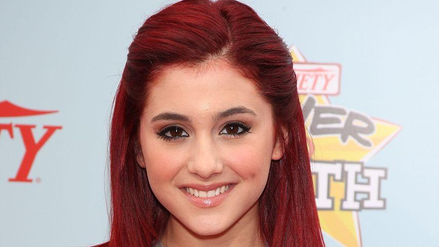 Ariana Grande, 2009 in Los Angeles