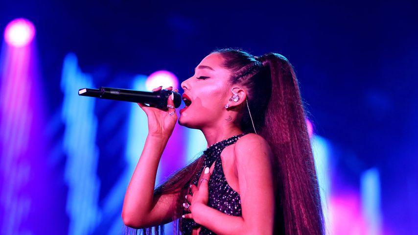 Manchester-Anschlag: Ariana Grande teilt emotionale Worte