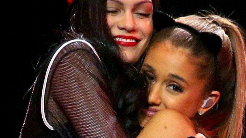 Jingle Ball: Ariana Grande & Co. auf Kuschelkurs