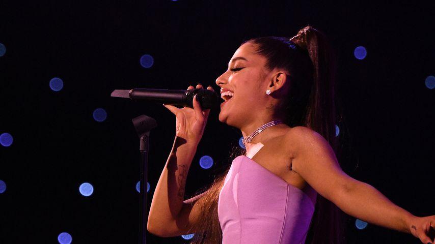 Ariana Grande beim Billboard Women In Music-Event im Dezember 2018