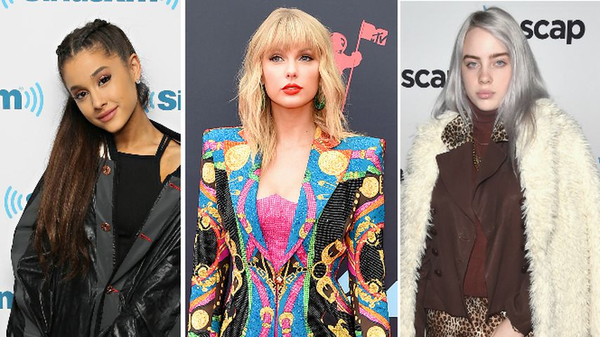MTV VMAs: Sie waren die strahlenden Gewinner des Abends!