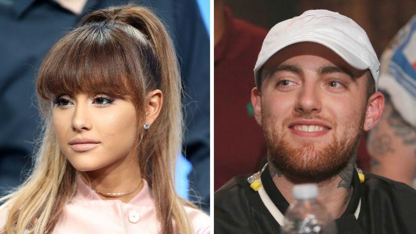 Nach Trennung: Ariana Grande richtet rührende Worte an Mac
