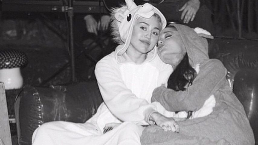 Miley Cyrus offenbart: Sie ist bisexuell!