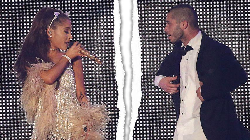 Nach einem Jahr Beziehung: Ariana Grande ist wieder Single!