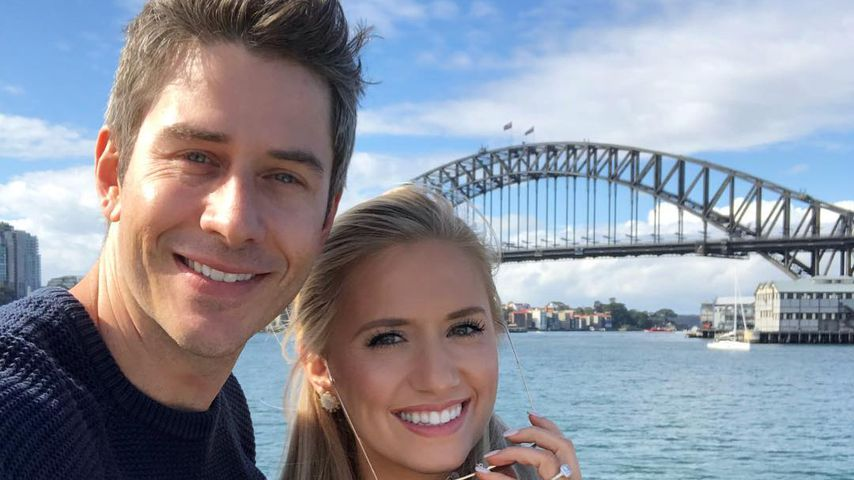 Wedding-News: US-Bachelor-Paar heiratet auf dieser Insel