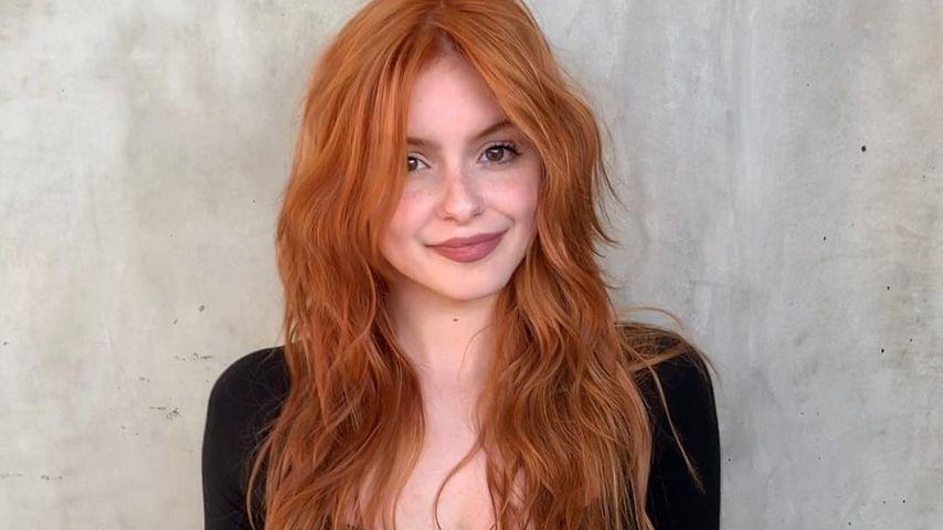 Kupferrote Haare Style Stars Mit Roten Haaren Strahlende