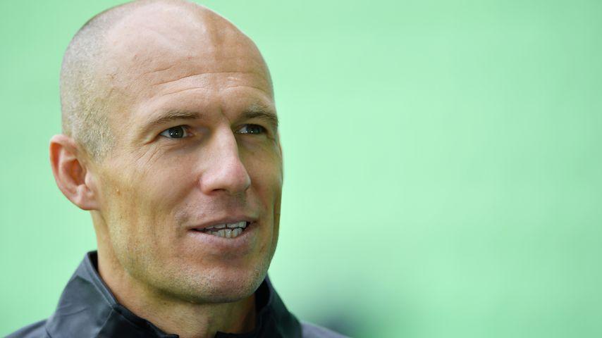 Fußballer Arjen Robben