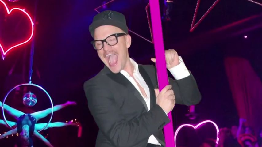 Armin Morbach packt aus: Ja, ich war GoGo-Tänzer!
